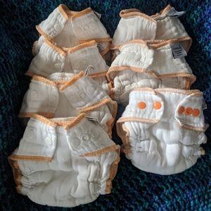 7 GMD workhorse diapers newborn